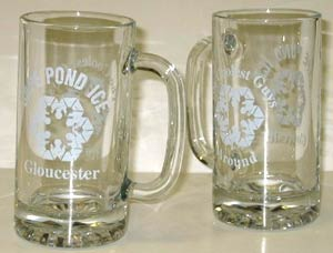 Cape Pond Ice Beer Stein (16oz)-0