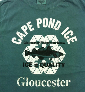 Cape Pond Ice Fisherman's Tees-0