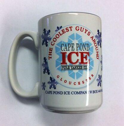 Cape Pond Ice Coffee Mug-0