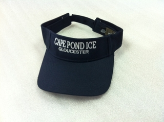 Cape Pond Ice Visor-0